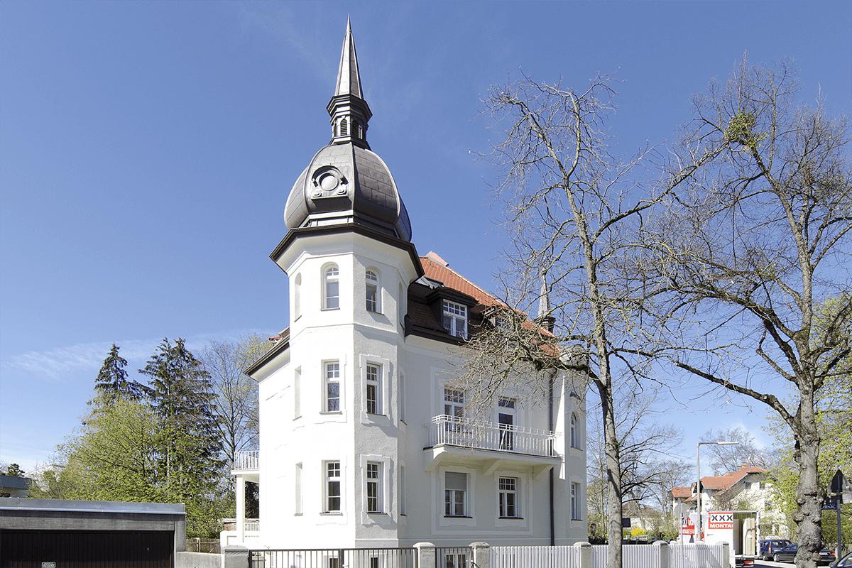 Jugendstilvilla_München